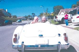 Jamie and Joan Fox