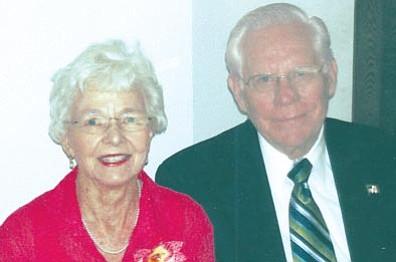 Mrs. and Mr. Pereboom