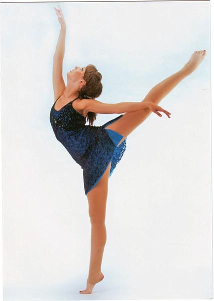 Courtesy<br> Piper Stoeckel, 18, who began dance classes at the age of 5, finished as first runner-up in the Miss Dance of America pageant.