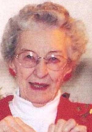 Mrs. Edna Mae Patton