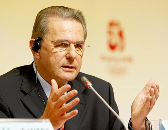 Vincent Thian/<br>The Associated Press<br>On the eve of the Beijing Games, IOC President Jacques Rogge said cheating will always be a blight on sports and predicted there would be 30 to 40 positive tests during the Olympics.