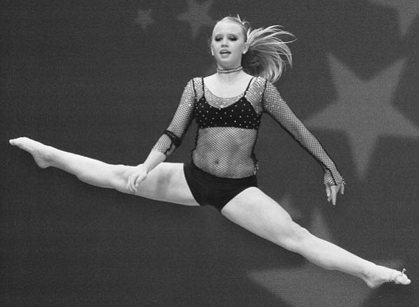 Courtesy<br> Alex Bates, 15, of Williamson Valley, won Overall Solo Champion at a national dance competition in Chicago.