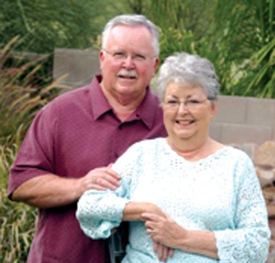 John and Carolyn Agan