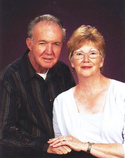 Wayne and Mary Moseley