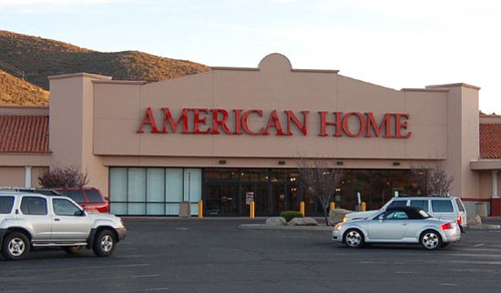 American Home Chief Operating Officer Ted Leveque Announced Tuesday That All Furniture Stores In
