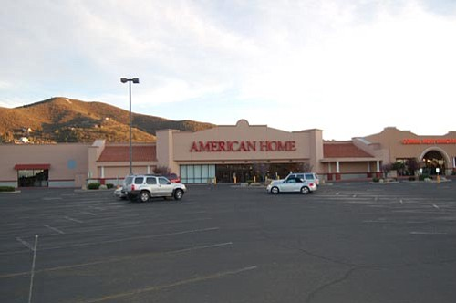 Jason Soifer/The Daily Courier<p> American Home is closing its doors in the Frontier Village Center. This is the fourth home furnishings store to close in Prescott since early 2007.