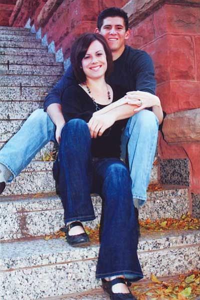 Sara Denice Foster and Zachary Guy Massey