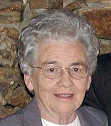 Mrs. Marian Bernice Arnold Yaeger
