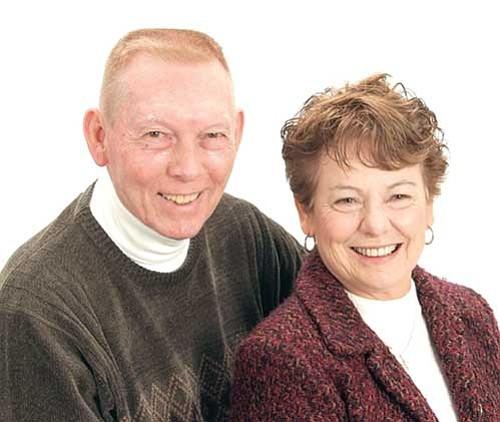 David and Kay Harlan - now