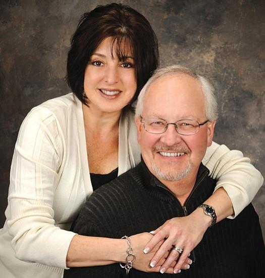 Timothy Shaffer and Erin Leibenson