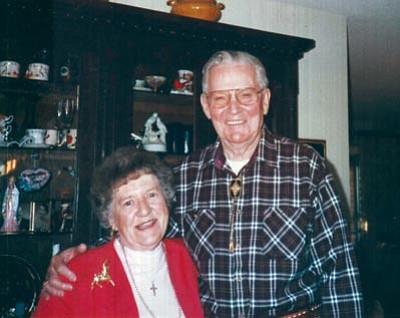 Dorothy and Douglas Roberts