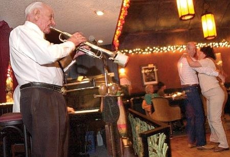 Nathaniel Kastelic, file photo/The Daily Courier<p> Rosie Ross is seen here in February 2006 at the Pine Cone Inn in Prescott.