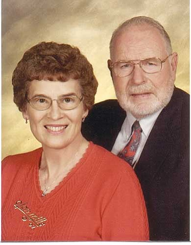 Dr. and Mrs. Meyer - now