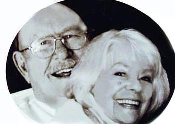 John Barrett and Clareen Willis