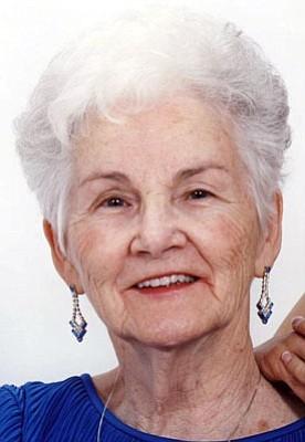 Mary Elizabeth (Betty) Ost