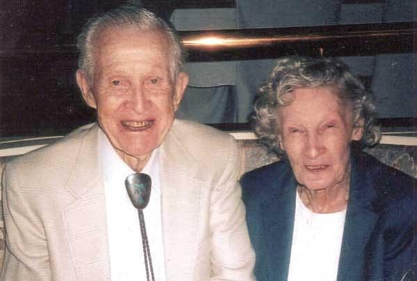 Howard and Mary Pribbeno