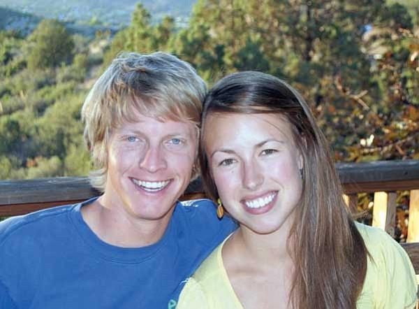 Joe Hamman and Lauren Jenkins