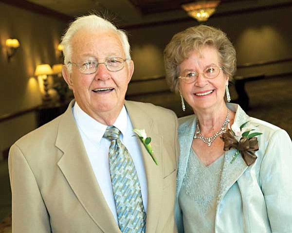 William (Bill) and Doris O'Neal
