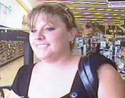 A woman suspected of identity theft has made more than 47 charges, including some in Prescott Valley, using a stolen credit card account number. nyone who recognizes the woman should contact the Gilbert Police Department at (480) 503-6500 or Silent Witness at 480-WITNESS.