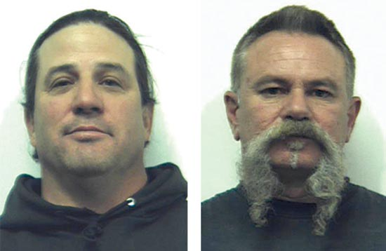 Operation Quiet Riot' pays off with six arrests | The Daily Courier