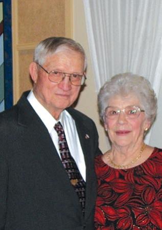John and Ann Olsen