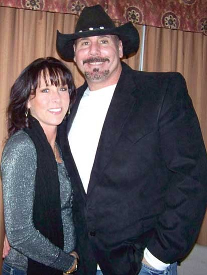 Lisa Curtis and Michael Millard
