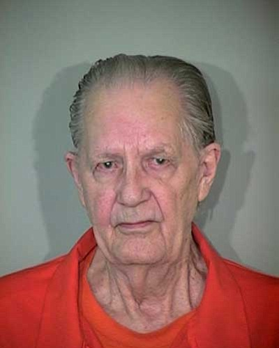 Arizona Department of Corrections/The AP<br><br/>This undated photo provided by the Arizona Department of Correction shows Viva Leroy Nash, the oldest death row inmate in the U.S. who died of natural causes at age 94 on Friday, Feb. 12, 2010.