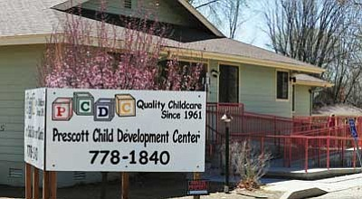 Les Stukenberg/The Daily Courier<br />The Prescott Child Development Center is the subject of allegations of child abuse and police are investigating.
