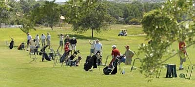"Courier file photo<br>""I've been harping on the guys to do that for a long time,"" Dave Potthast, president of the Mile-High Men's Golf Club, said this week of the rate reduction. ""I think it is a really smart move."""
