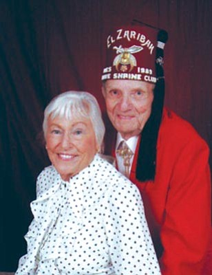 Everett and Charlene Jenks