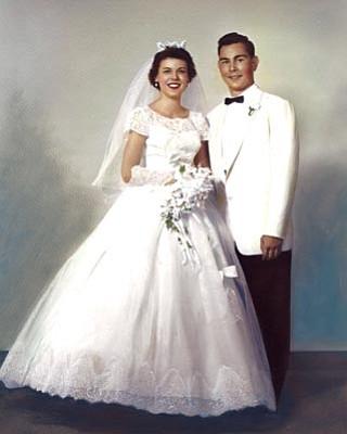 Marlene and Don Laughlin