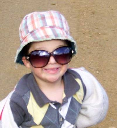 What kind of parent dresses their kid like Truman Capote?