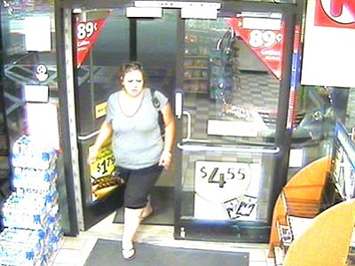 Phoenix Police Department/Courtesy photo<br> Police are searching for this woman and a male accomplice in connection with an incident in which a man was carjacked at knifepoint, robbed and beaten.