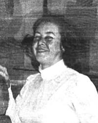 """Gertrude Eleanor """"Trudy"""" Boyd"""