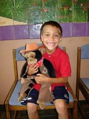 Yavapai Big Brothers Big Sisters/Courtesy photo<br> Dylan is an active, talkative 7-year-old boy who lives with his single mom and three brothers.