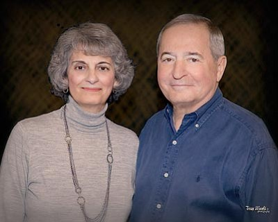 Courtesy photo<br> Barbara and Robert Mariano are the Philanthropists of the Year.