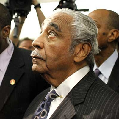 The Associated Press<br> Rep. Charles Rangel (D-N.Y.)