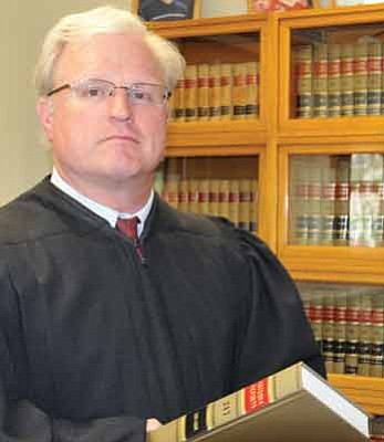 Les Stukenberg/The Daily Courier file<br>Robert Brutinel, 52, a trial judge, comes to the state's highest court from a county outside the state's largest metro areas. His appointment fills a vacancy created by former Justice Michael Ryan's retirement.