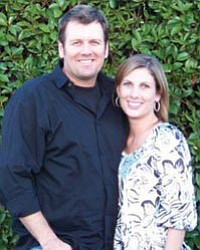 Goodyear Police/Courtesy photo<br> Bodies of a man and a woman found near Crown King are believed to be missing Goodyear woman Tara Shermerhorn and her former boyfriend  Thomas Watson.