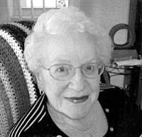Ruth Edith Boufford