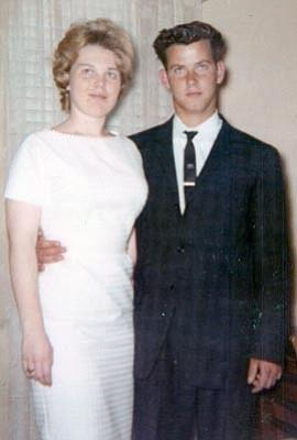 Joe and Claudia Jay