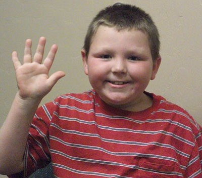 Meet Brendan. He wants a Big Brother.