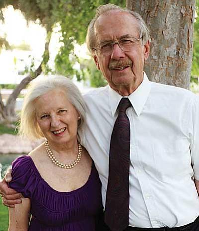 Carol and Bill Johnson