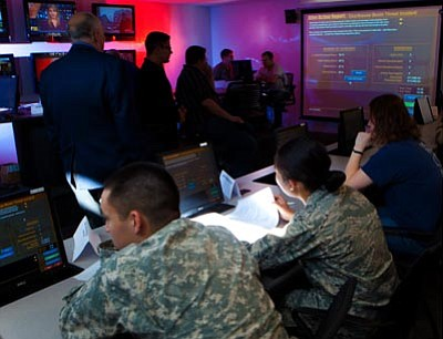 Courtesy photo<br /><br /><!-- 1upcrlf2 -->The 7th National Security & Intelligence Symposium takes place from 8 a.m. to 5 p.m. at Embry-Riddle.<br /><br /><!-- 1upcrlf2 --><br /><br /><!-- 1upcrlf2 -->