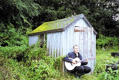 """Courtesy photo<br>Jim Malcolm performs songs that """"sound as if they are hundreds of years old, but at the same time are completely modern"""" Friday at Trinity Presbyterian Church in Prescott."""