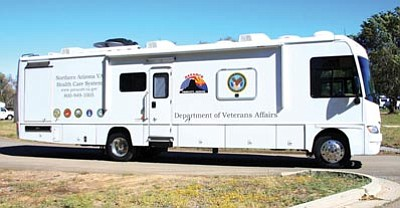 New mobile health clinic serves veterans in rural northern Arizona