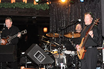 Local favorite Exit 64 will again play during this year's Rotary on the Rim's Holiday Dinner Dance. Clara Beard/WGCN