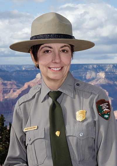 Grand Canyon National Park Deputy Superintendent Diane Chalfant