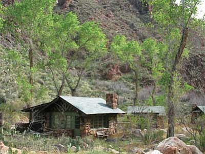Phantom Ranch. Mike Quinn/NPS