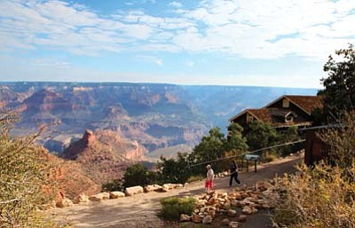 Grand Canyon National Park. Photo/WGCN
